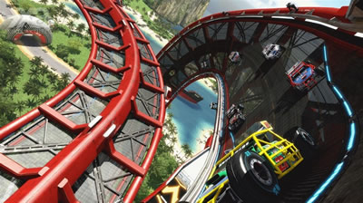 Rennstrecken im Trackmania Racing Game